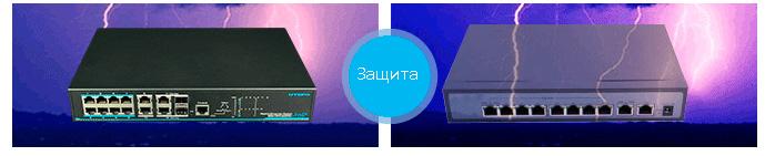 Utepo UTP3-GSW0806-TP150 - 6КВ защита от молнии