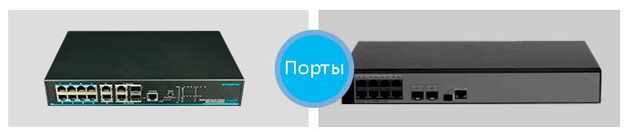 Utepo UTP3-GSW0806-TP150 - 6 гигабитных Uplink